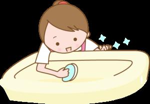 ダスキンメリーメイド事業 お風呂掃除