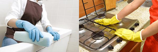 家事代行サービス キッチン掃除