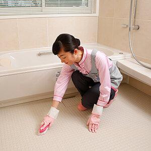 家事代行サービス 水まわり掃除